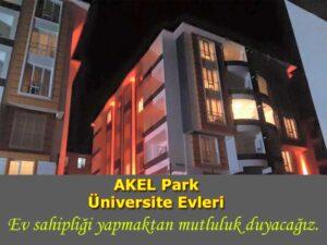 Akel Park Üniversite evleri - karabukyurt.com