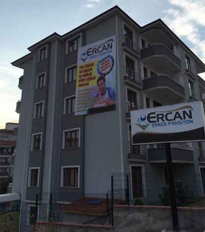 Ercan Erkek Öğrenci Yurdu
